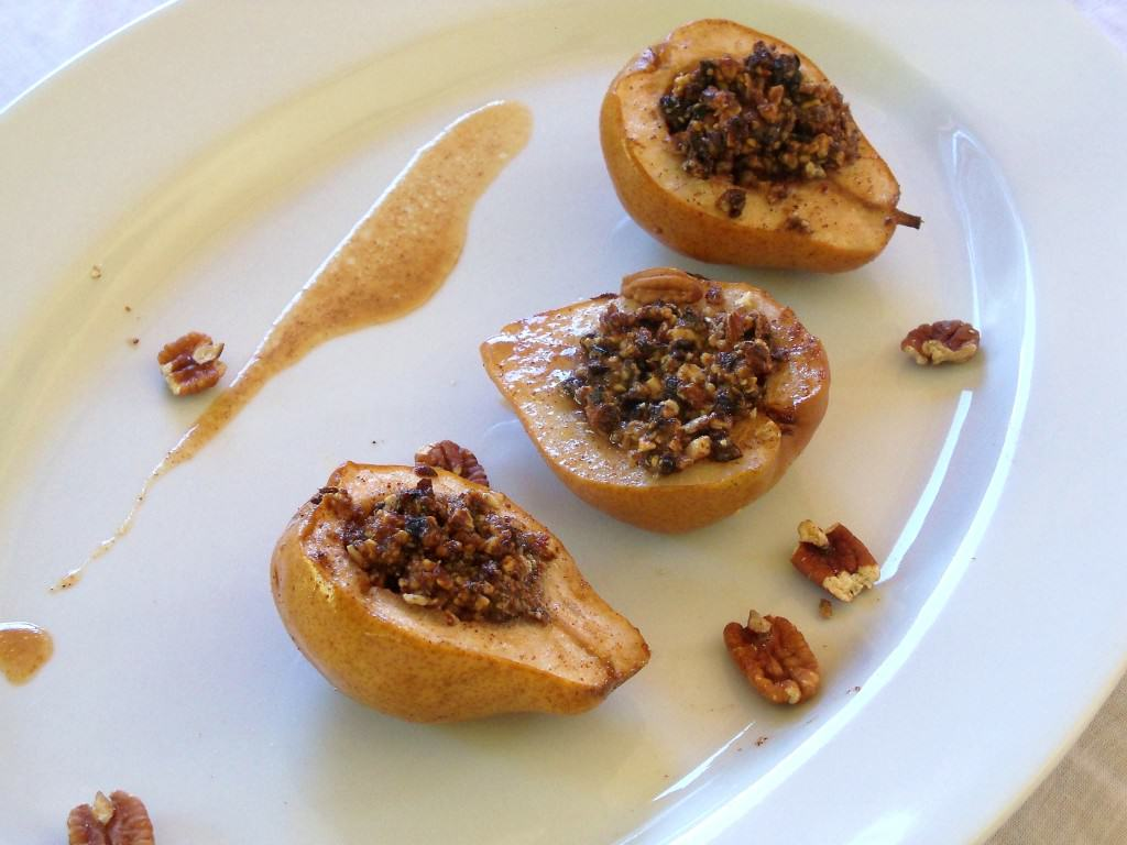 Baked Pears1