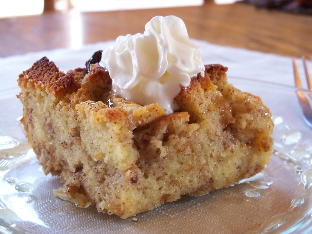 French Toast Bread Pudding1
