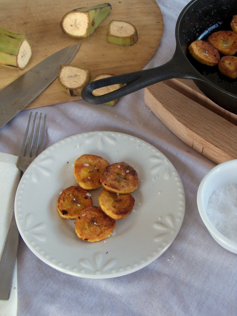 Crispy Fried Plantains | Cook It Up Paleo