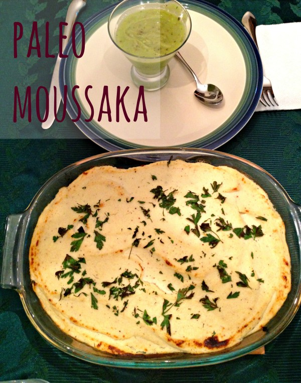 Paleo Moussaka | Cook It Up Paleo