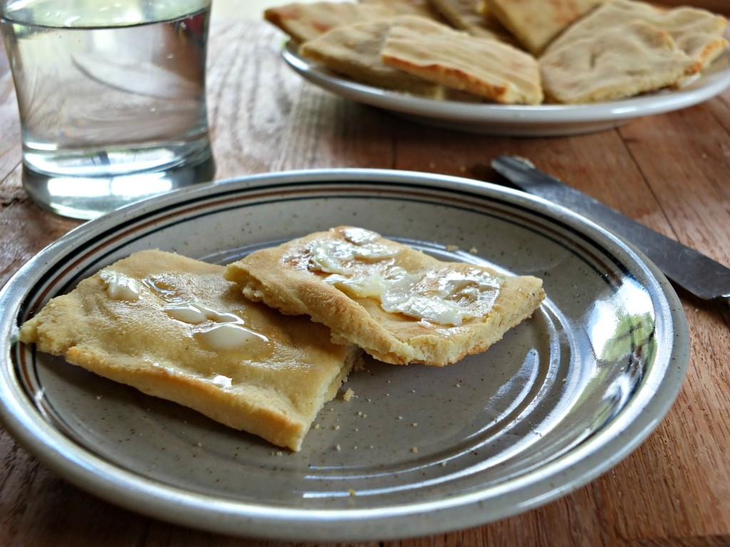 Perfect Paleo Flatbread | Cook It Up Paleo