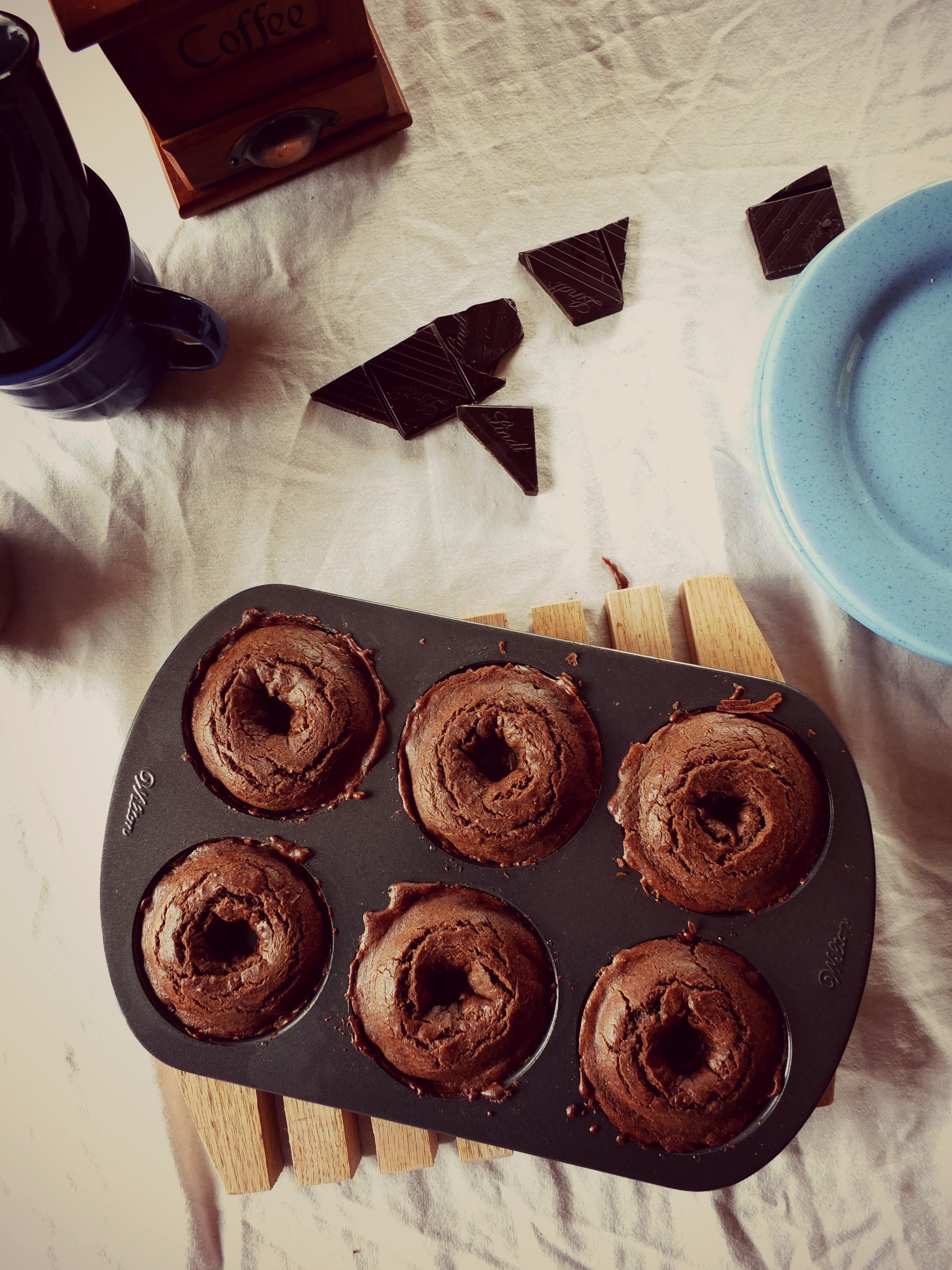 Chocolate Doughnuts | Cook It Up Paleo