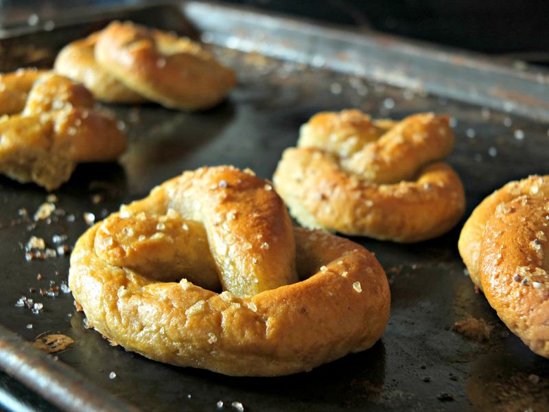 Paleo Soft Pretzels | Cook It Up Paleo