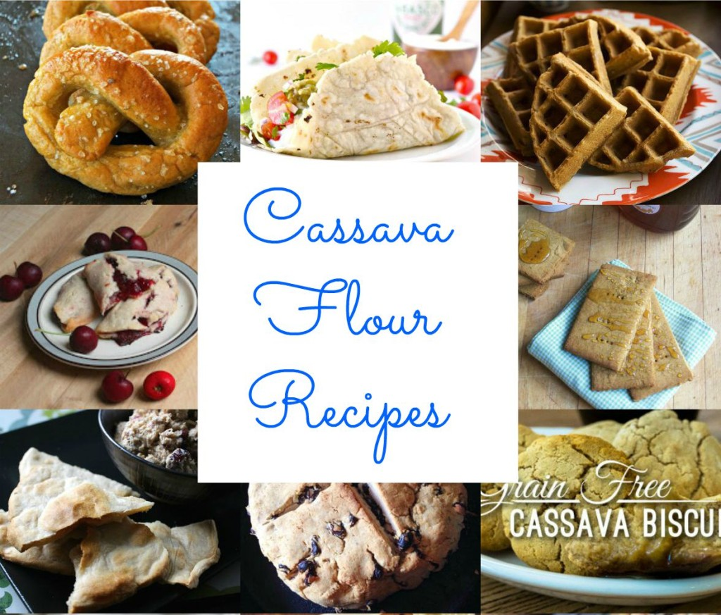Cassava Flour Recipes