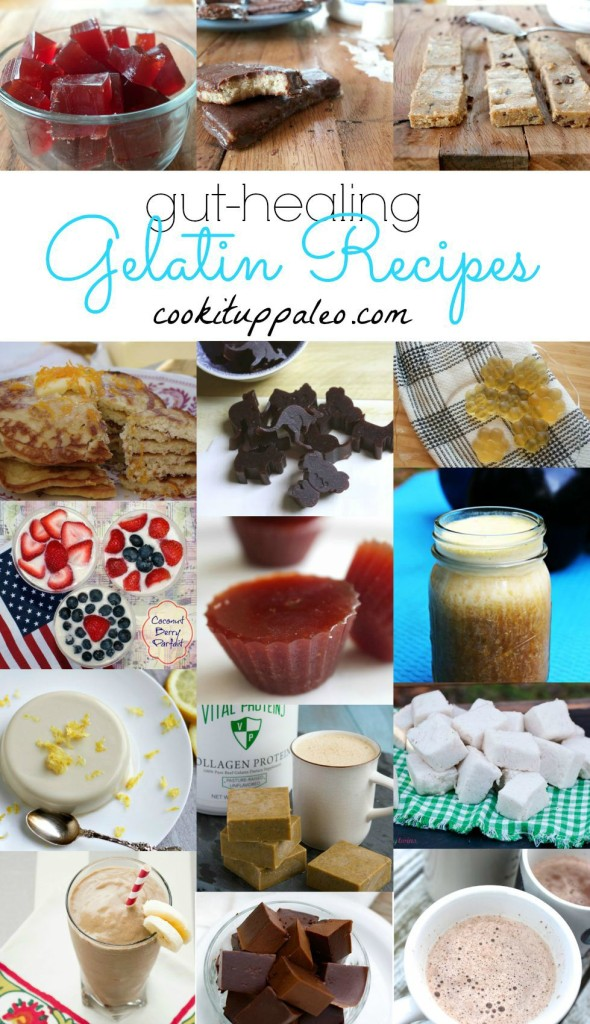 15 gut-healing gelatin recipes | Cook It Up Paleo