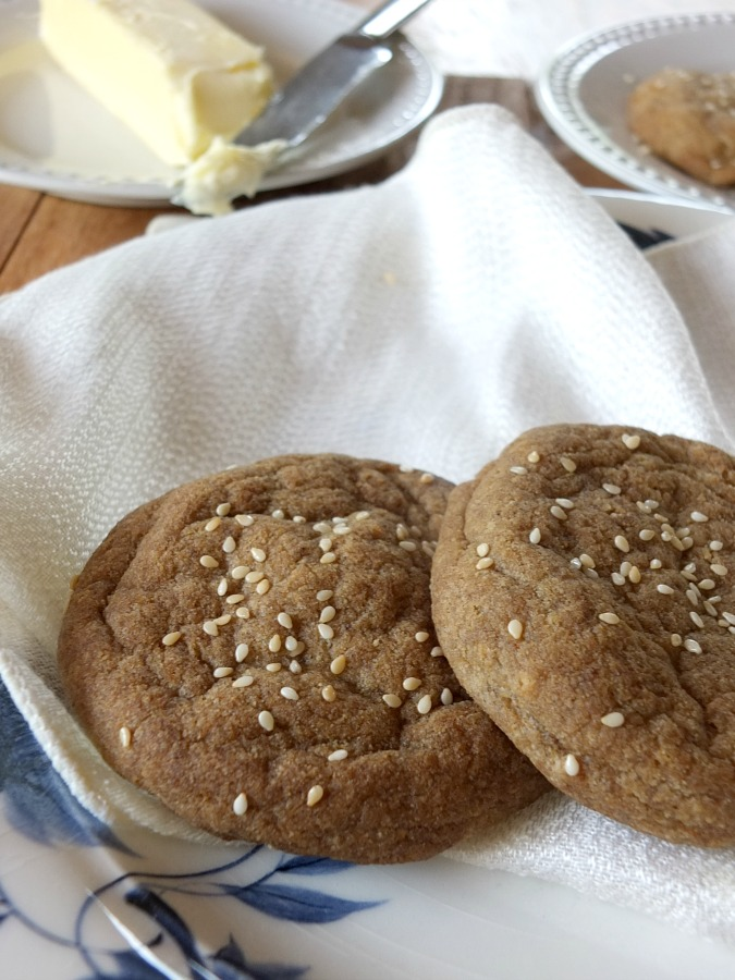 Low-Carb Paleo Hamburger Buns (nut-free) | Cook It Up Paleo