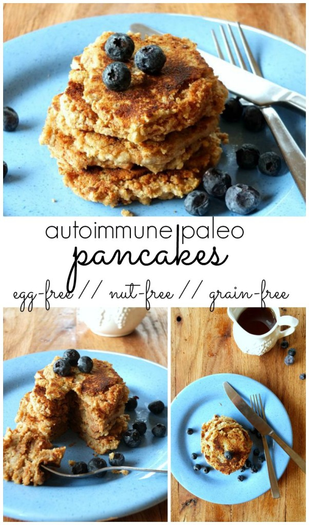 AIP Pancakes | Cook It Up Paleo