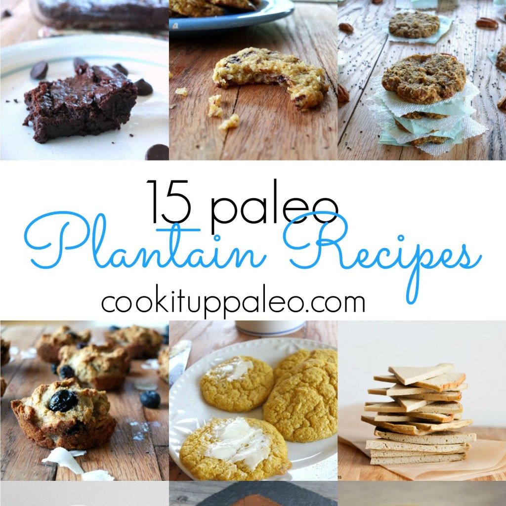 15 Paleo Plantain Recipes