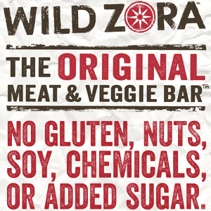 Wild Zora - Meat and Veggie Bars
