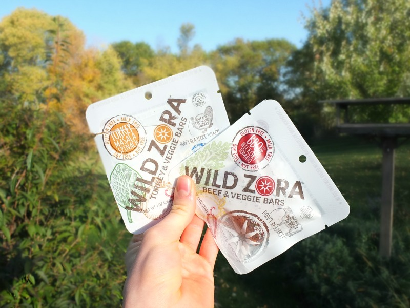 Meat and Veggie Bars – Wild Zora Review