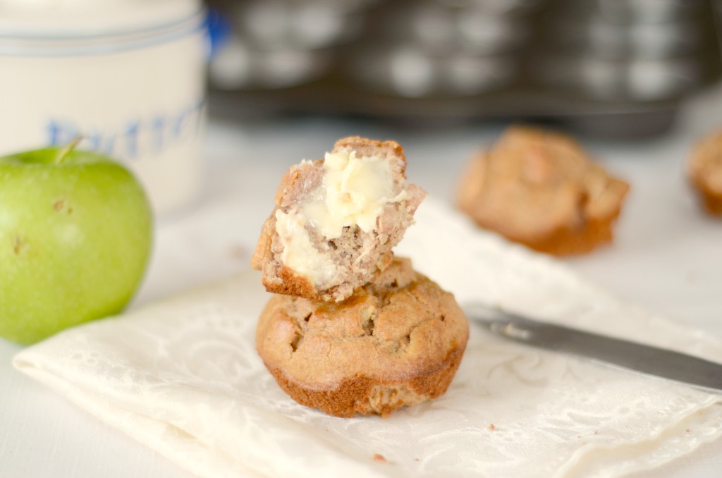 21DSD Apple Muffins