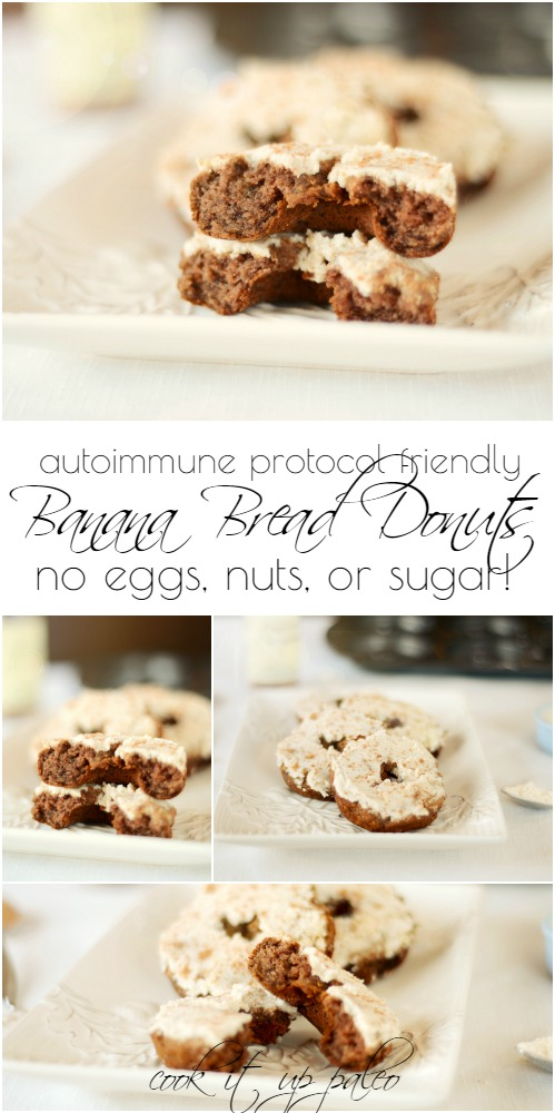 AIP Doughnuts - Cook It Up Paleo