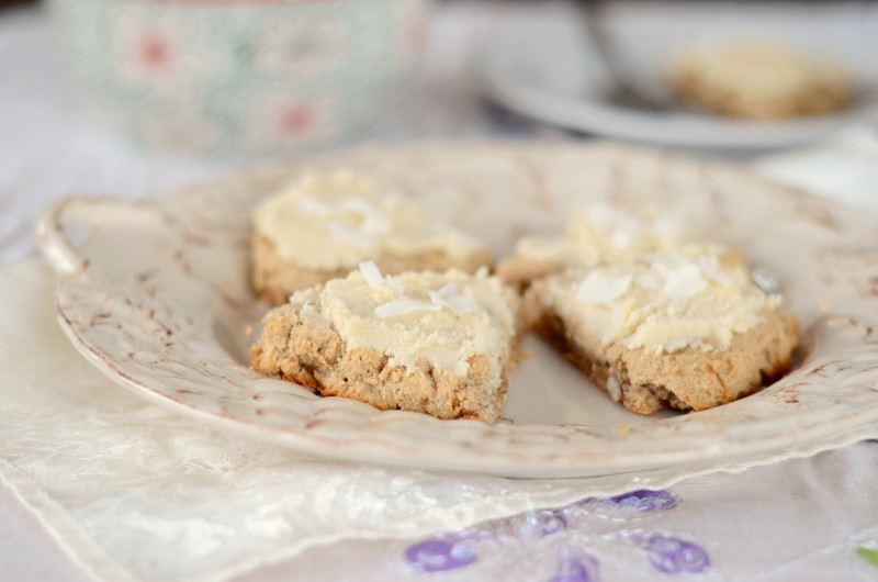AIP Lemon Scones