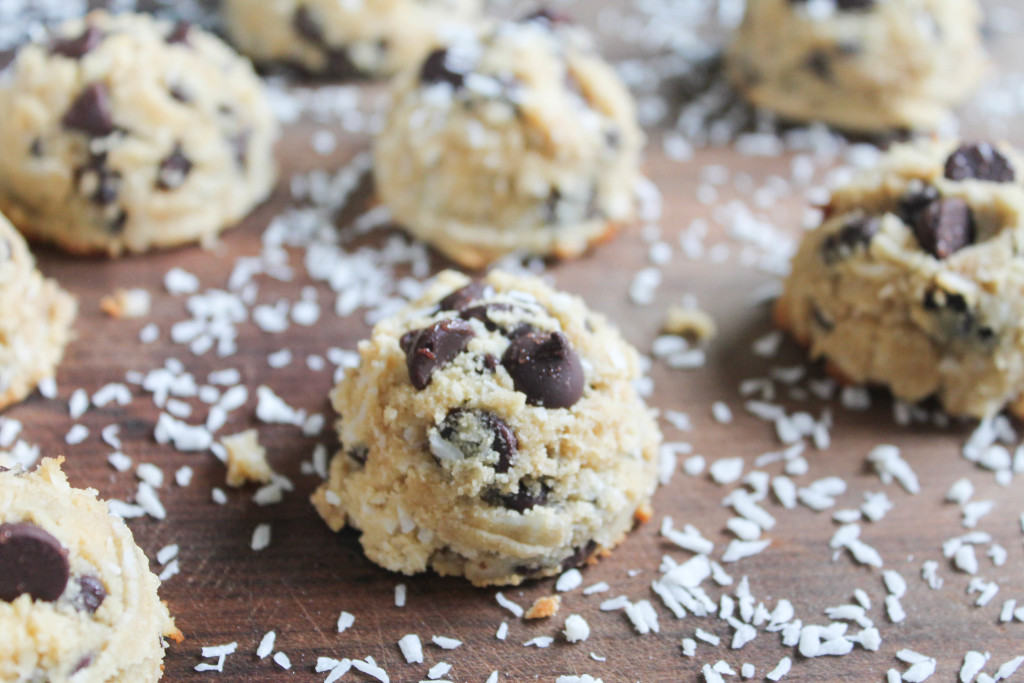 Paleo Chocolate Chip Macaroons – guest post from Katie of Healing Whole Nutrition