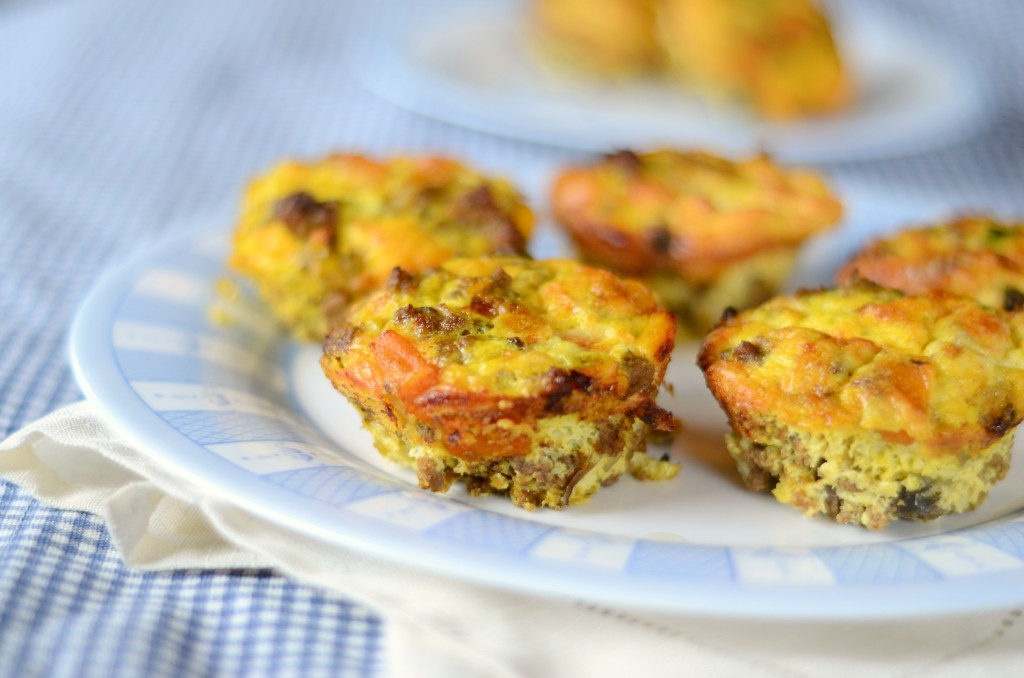Why is Grass Better? – Guest post from Dierks Farms + Paleo Sweet Potato Egg Muffins