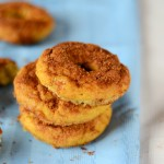 Coconut Flour Donuts - with low-carb option