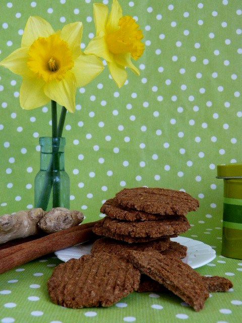 Real Food Friday #134 - Carob Cookies and Nettle Pesto