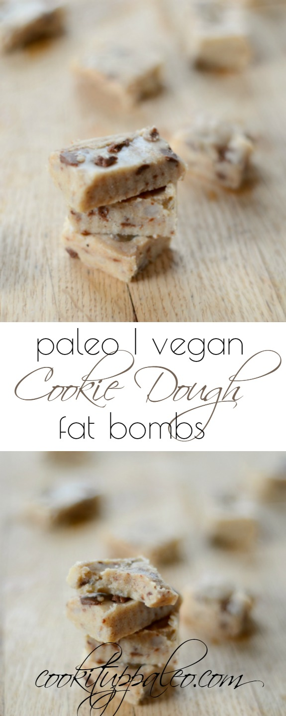 Cookie Dough Fat Bomb Recipe