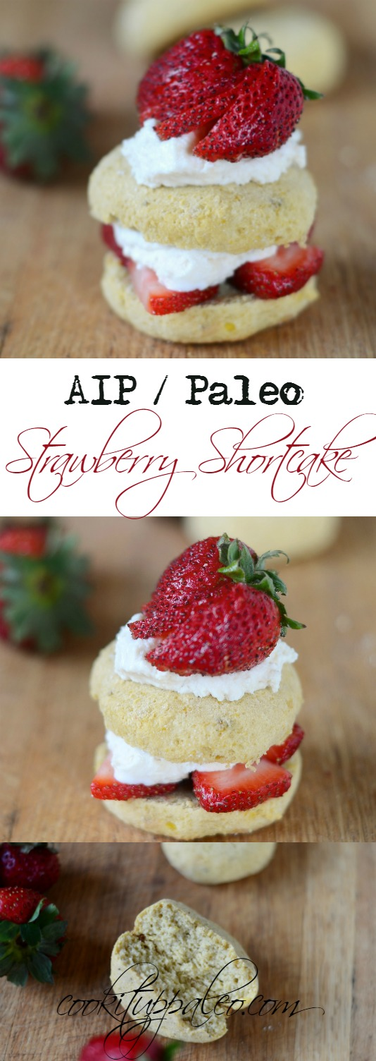 AIP Strawberry Shortcake